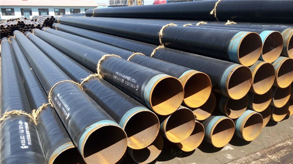 大口径输水防腐钢管今日价格东源