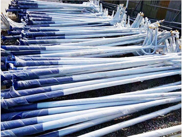 鄂尔多斯灯杆厂6米7米路灯杆拿货价