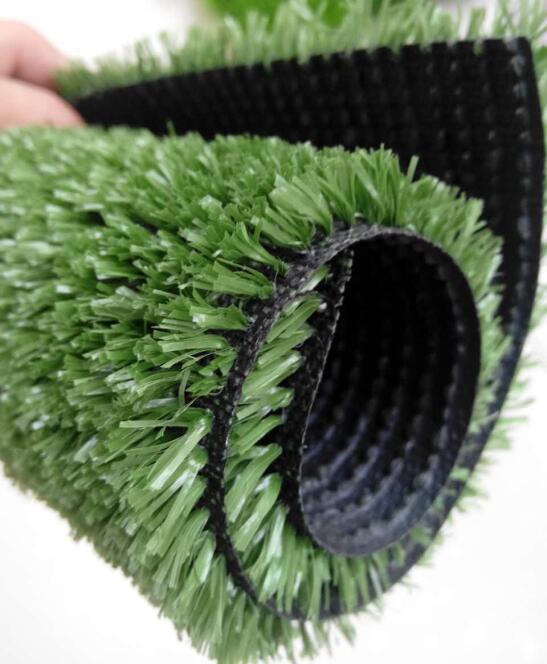 人造草坪是什么材质(新民订单案例实拍)(详情点击)
