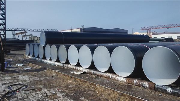 单县刷漆缠布防腐螺旋钢管规格