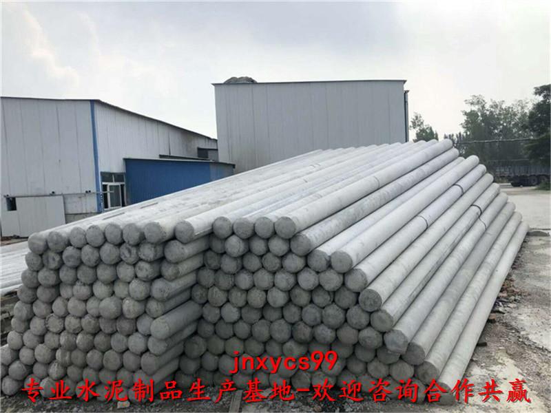 滨州18米电线杆制杆厂12米非预应力水泥电杆怎样