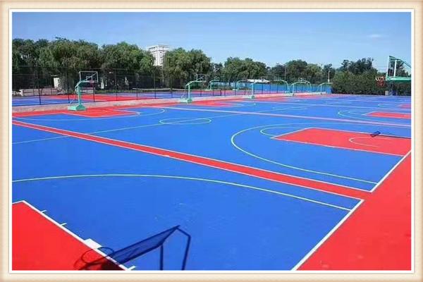 乌海好的篮球场施工幼儿园建设标准