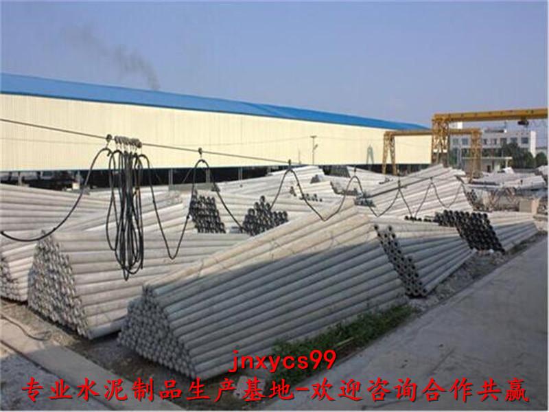 聊城非预应力电杆混凝土排水管批发价格