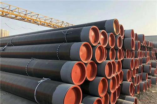 哈尔滨阿城污水管道用聚乙烯防腐螺旋钢管管道厂家