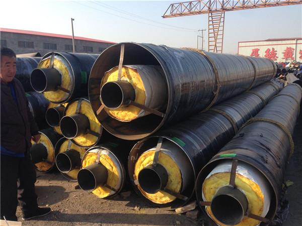 大口径钢套钢蒸汽保温钢管多少钱涵江