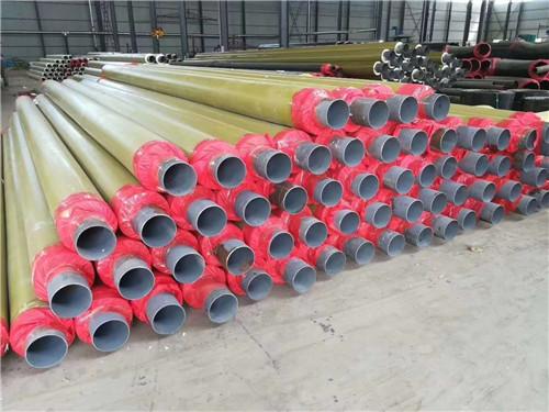 聊城市预制直埋保温钢管生产厂家