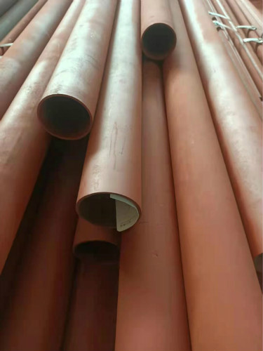 铁东酸洗喷漆(无缝钢管表面处理)价格低廉