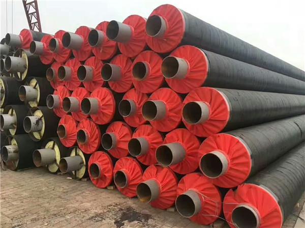 钢套钢蒸汽保温无缝钢管加工厂家陕西
