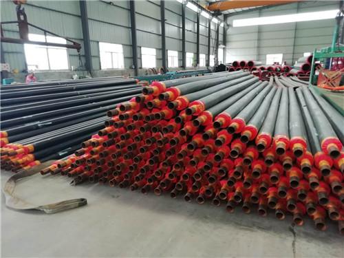 供热回水用聚氨酯发泡保温钢管滨州博兴厂家执行标准