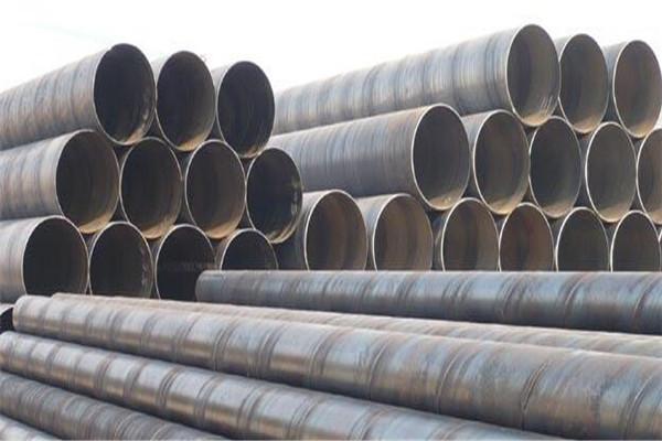 820*6供热管道螺旋焊管厂家报价