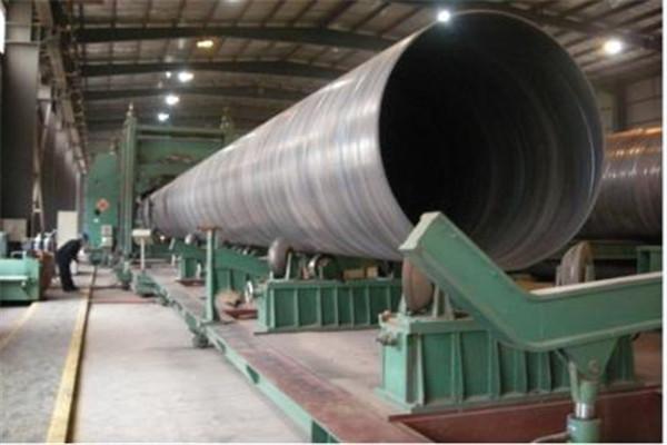 406直缝焊接钢管价格米价:庆阳合水