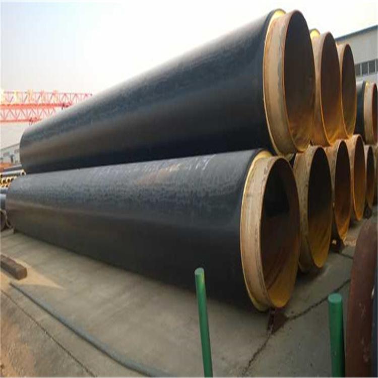 聚氨酯岩棉保温钢管厂家发货德城
