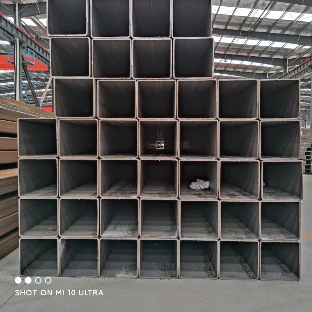 浙江低合金矩形管加工厂-宿迁Q355E大口径矩管零售
