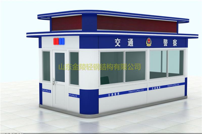 桓台城管岗亭型号厂家