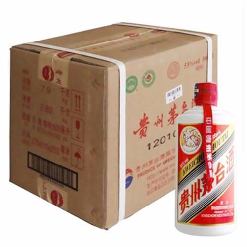 【推荐】卡穆李白茅台酒瓶回收价格一览