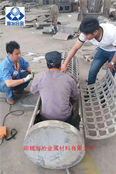 日照ZG4Cr26Ni4Mn3NRe热处理用铸件厂家供应