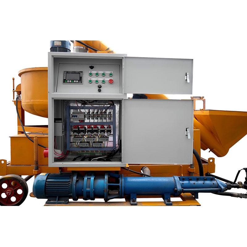 安顺预应力孔道压浆机 铁路压浆机方案定制