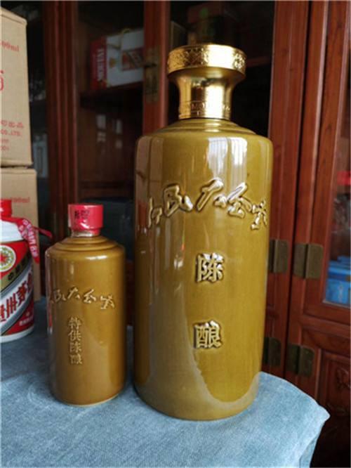 【收藏】回收文化研究会茅台酒瓶回收详情一览表