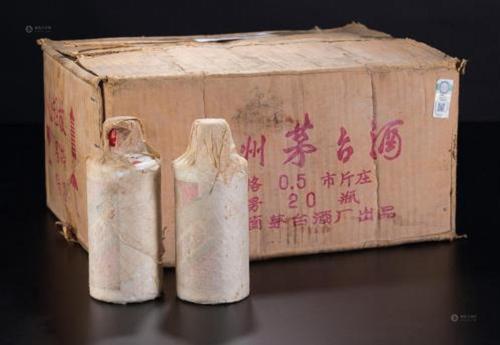 【通告】6升茅台酒瓶回收价格一览表