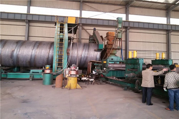 新市场:325*7螺旋焊接钢管价格行情