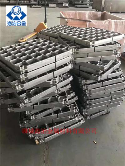 滨州铸造钢板 淬火筐厂家供货