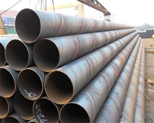 巴彦淖尔720*8螺旋钢管价格推荐
