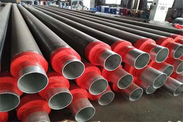 调兵山市预制直埋325mm保温管厂家含税报价-友浩管道
