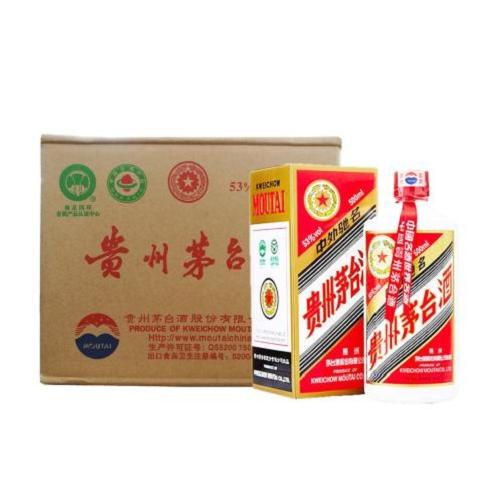 【通告】回收2.5升巴拿马茅台酒空瓶回收多少钱一览