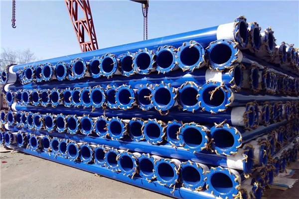 焦作中站工业用涂塑钢管报价
