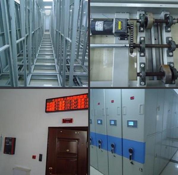 章贡*档案馆温湿度监控系统