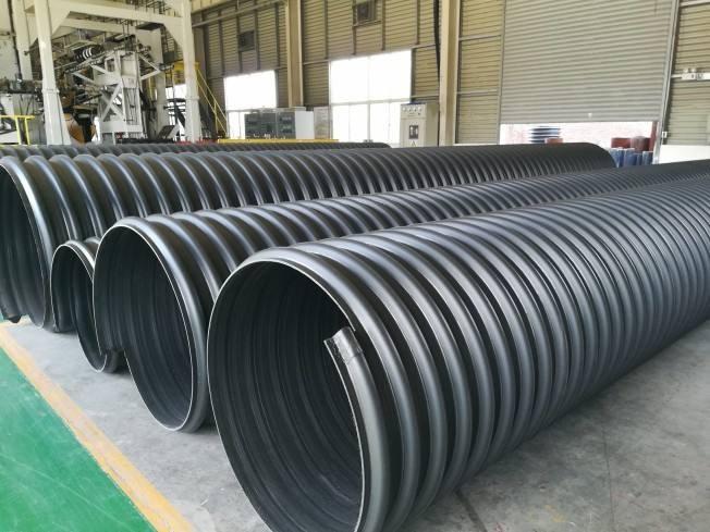 湘西HDPE钢带增强螺旋波纹管多少钱