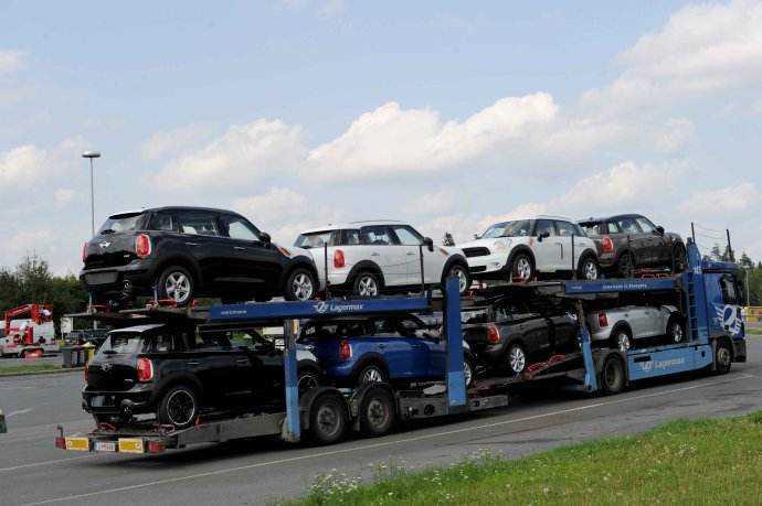 庫爾勒商品車托運到內蒙古全國轎車托運
