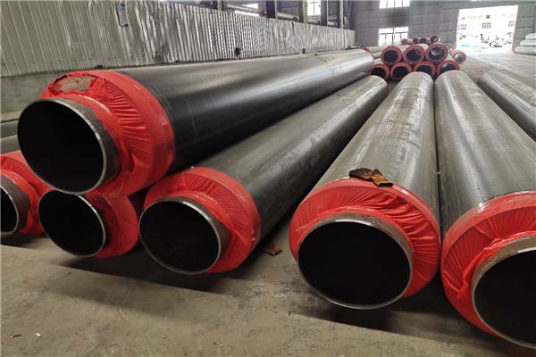 滦县供暖用热力保温钢管施工简单