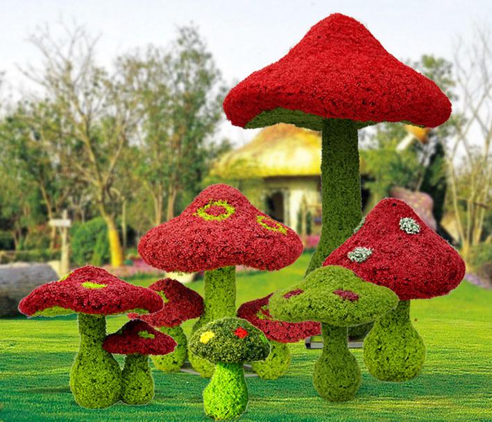 绿雕景观_惠州节庆系列绿雕|建党100周年仿真绿雕设计公司_「轩轩景观」
