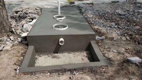 内江农村污水净化槽报价合理