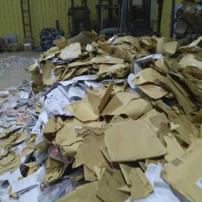 广州市大观路办公纸张粉碎处理站点