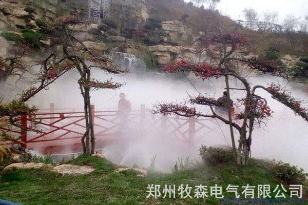 铁岭景观喷雾设备公司