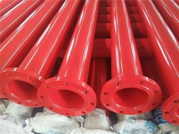 承插式涂塑复合钢管消防管道厂家腾冲县