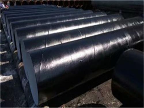 河南省顶山市缠绕式燃气管道用3PE防腐钢管一米价格