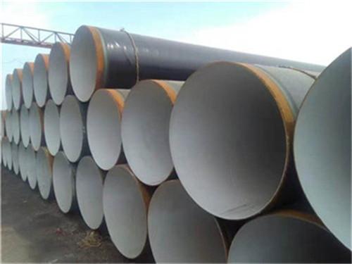 随州市缠绕式三层聚乙烯防腐钢管价格行情报价