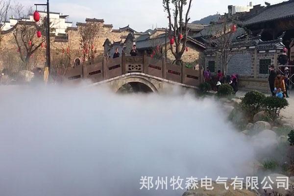 浙江高压喷雾景观系统供应商