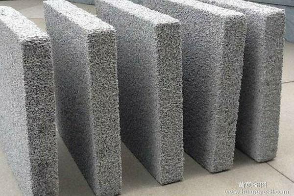 太原加强改性水泥发泡板实体厂家报价