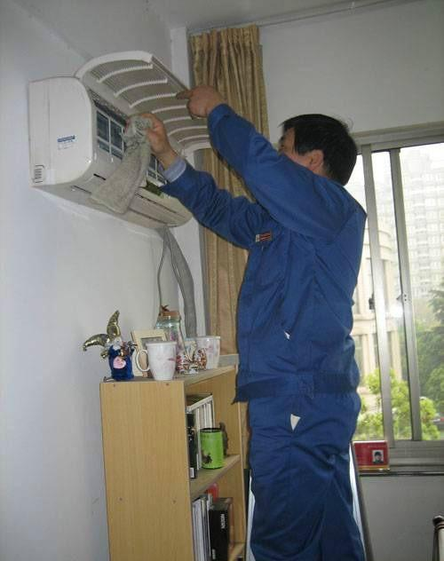 杭州滨江西兴街道家用空调维修怎么收费