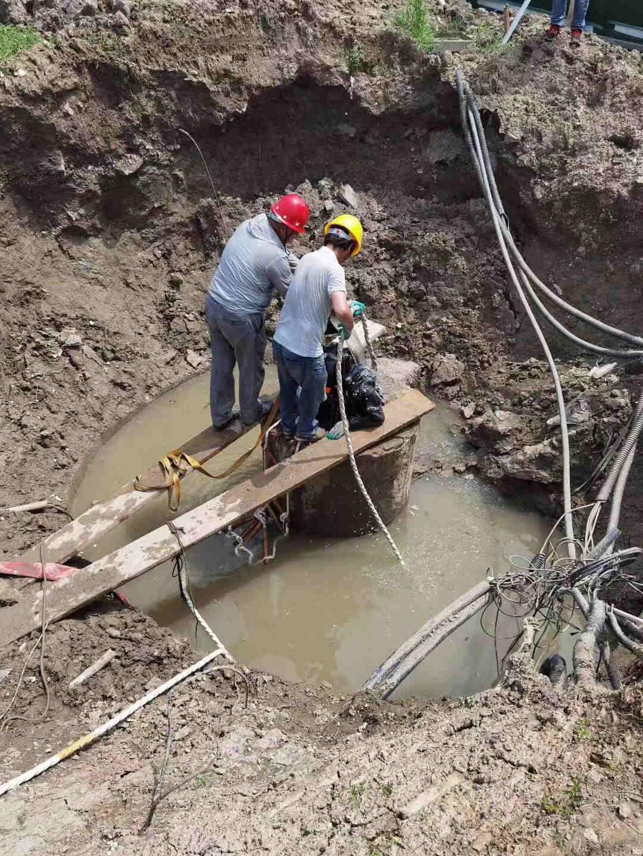 濮阳市蛙人施工+潜水员施工<>靠谱的公司