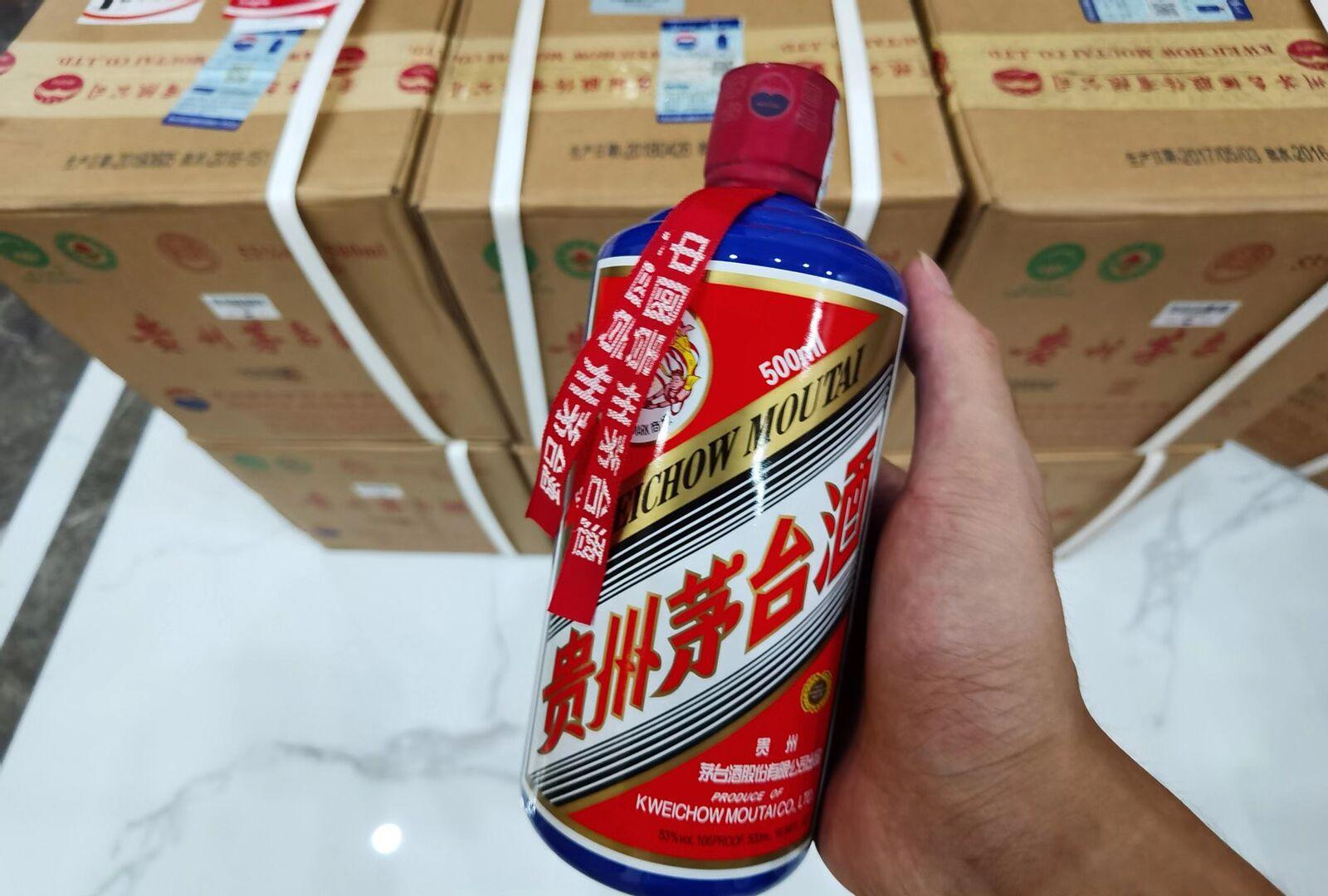 全国回收空酒瓶(贵宾茅台酒瓶回收)一个值多少钱