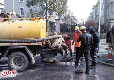 青山区青山镇排水管道检测联系电话-这家施工速度快