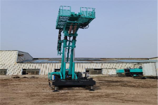 宜秀高举升护坡锚固钻机价格2021