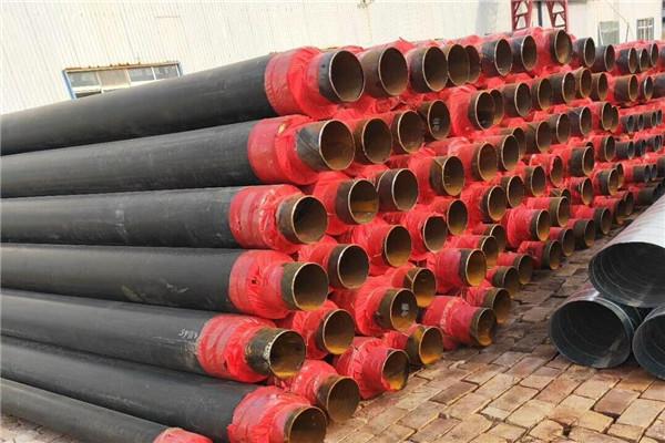 大庆市:地下直埋供暖用保温钢管制造厂家