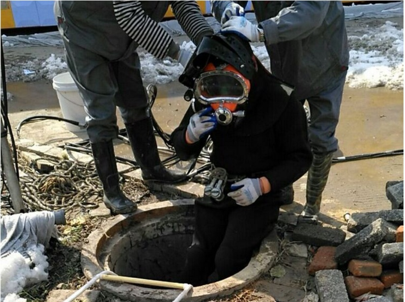 荆门市管道水下砌墙封堵潜水班组(欢迎来电洽谈)2021新