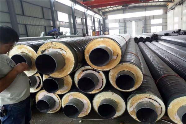 運城市-蒸汽管道鋼套鋼保溫管附工廠